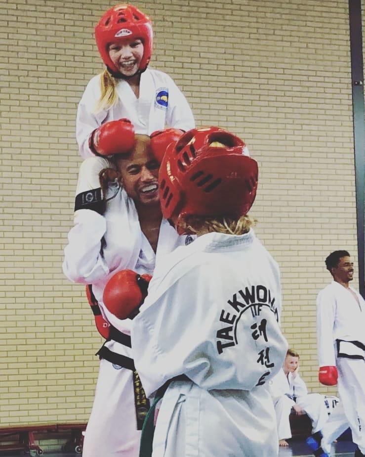 Taekwon-Do voor jong en oud bij Taekwon-Do School Amsterdam