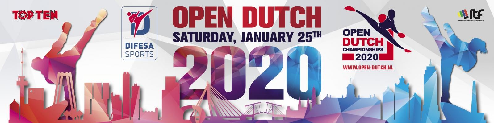 Open Dutch 2020
